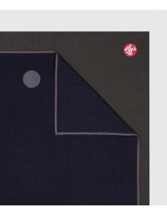 Manduka yogitoes® yoga towel - Midnight