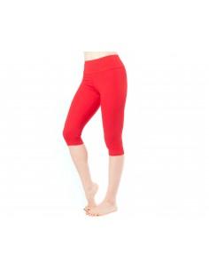 Vita alta - leggings yoga corto MULADHARA - Chakra