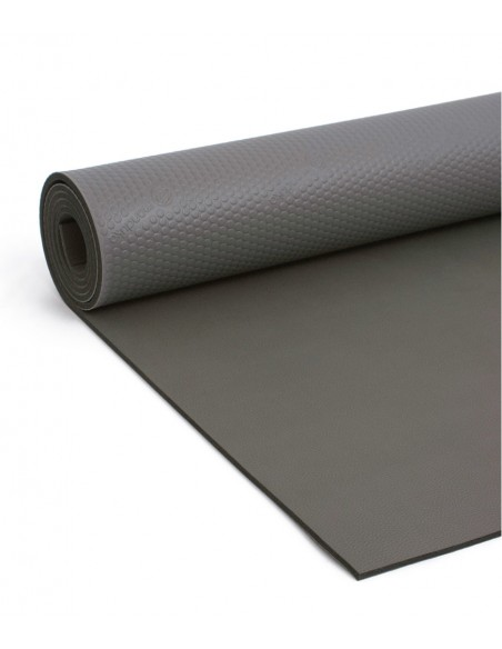 GRP yoga mat - steel grey