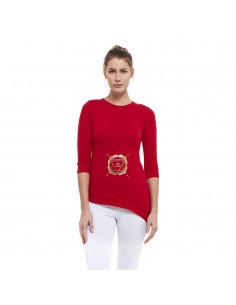 T- Shirt MULADHARA – LINEA CHAKRA