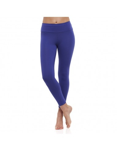 Indigo Long Yoga Leggings AJNA - Chakra