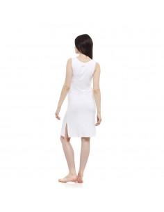Bamboo sleeveless dress