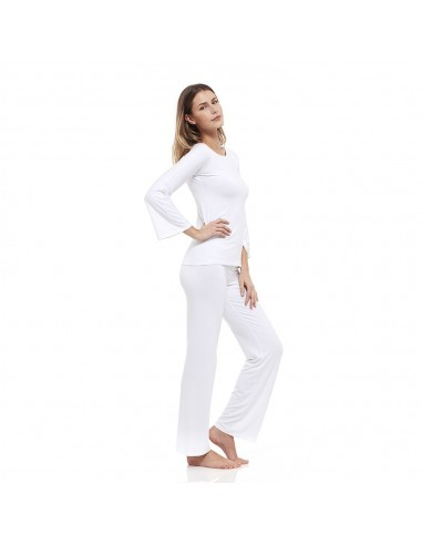 White Relax Outfit