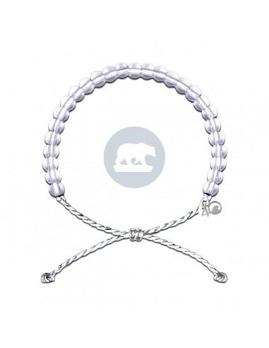 4Ocean Polar Bear White Bracelet - LIMITED EDITION