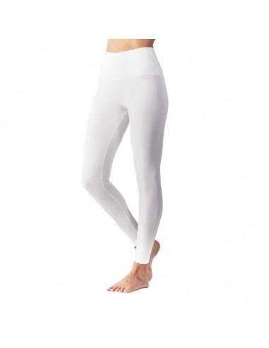 High-Waisted Yoga Leggings With...