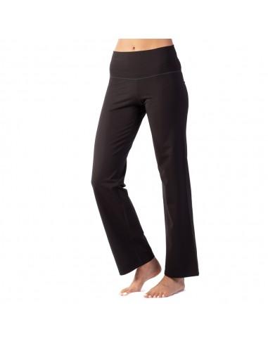 High-Waisted Yoga Wide Leg Pants -...