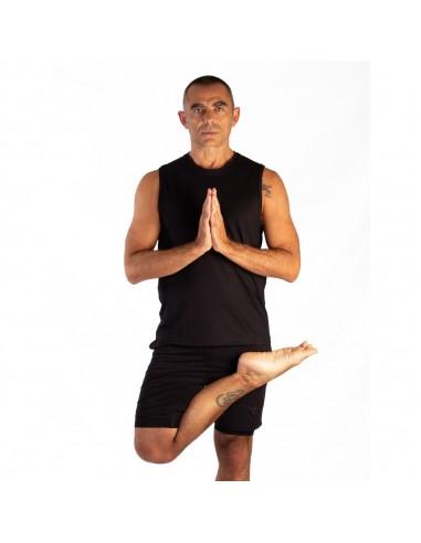 Shiva Herren Yoga Tank - Mikrotraum