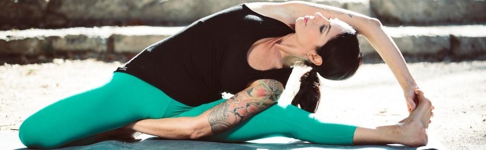 Leggings per Yoga: Bianchi o Colorati, Corti o Vita Alta