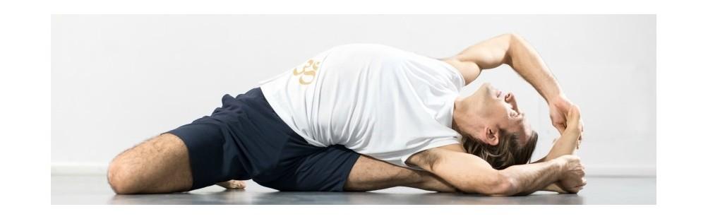 Canotte Sportive Uomo in Cotone Da [price]€: Ideali per Yoga e Meditazione