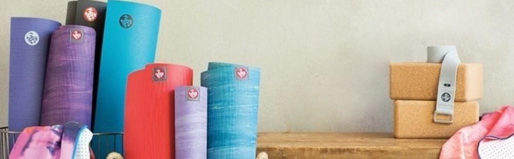 Manduka: Tappettini Yoga Professionali in Offerta